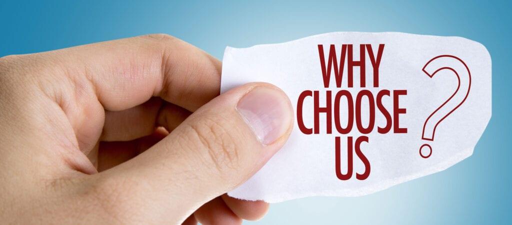 why choose telecom