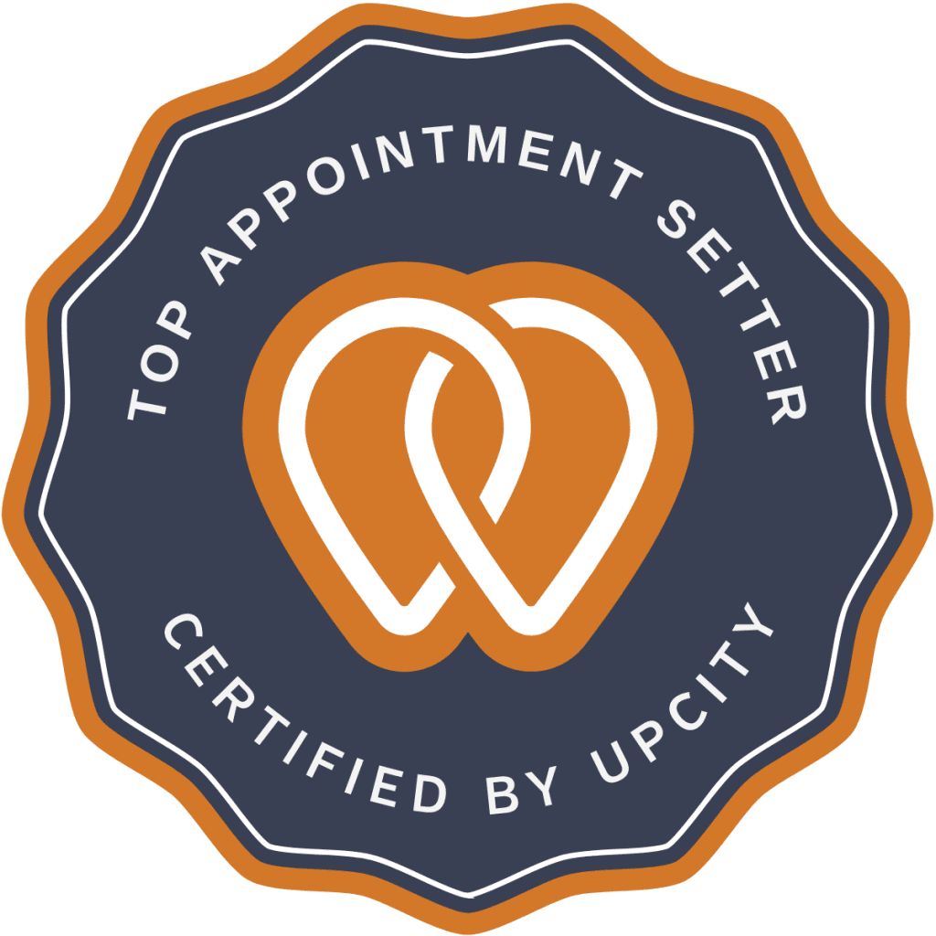 top appointment setter upcity